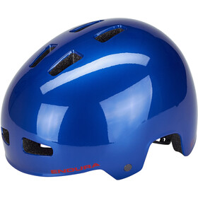Endura PissPot Casco, blue
